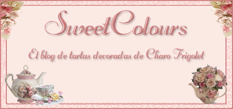 SweetColours, tartas decoradas