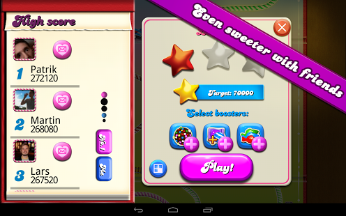 Candy Crush Saga 1.22.1 MOD APK (Unlimited Lives + Unlock + Unlimited