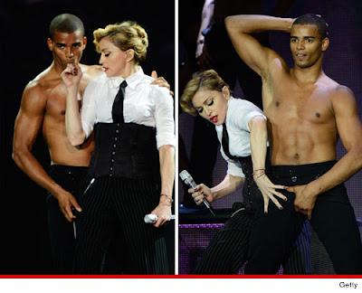 Madonna-Hot-Dance