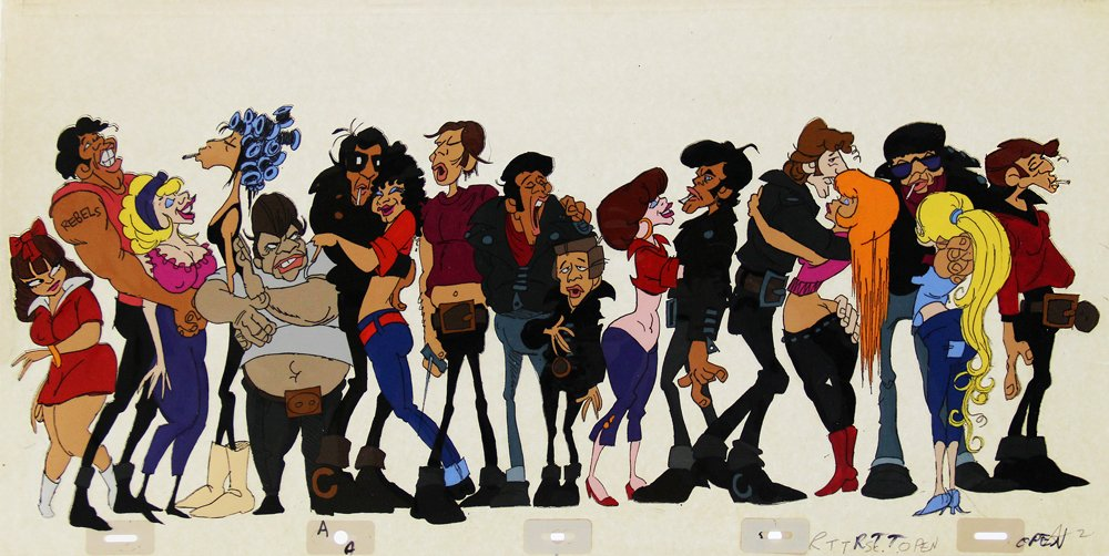ralph bakshi - wizards