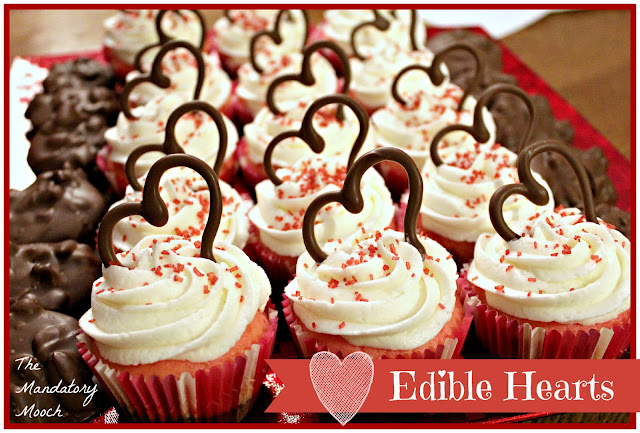 Edible Hearts | The Mandatory Mooch