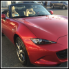Mazda MX-5 Roadster ND Launch Edition