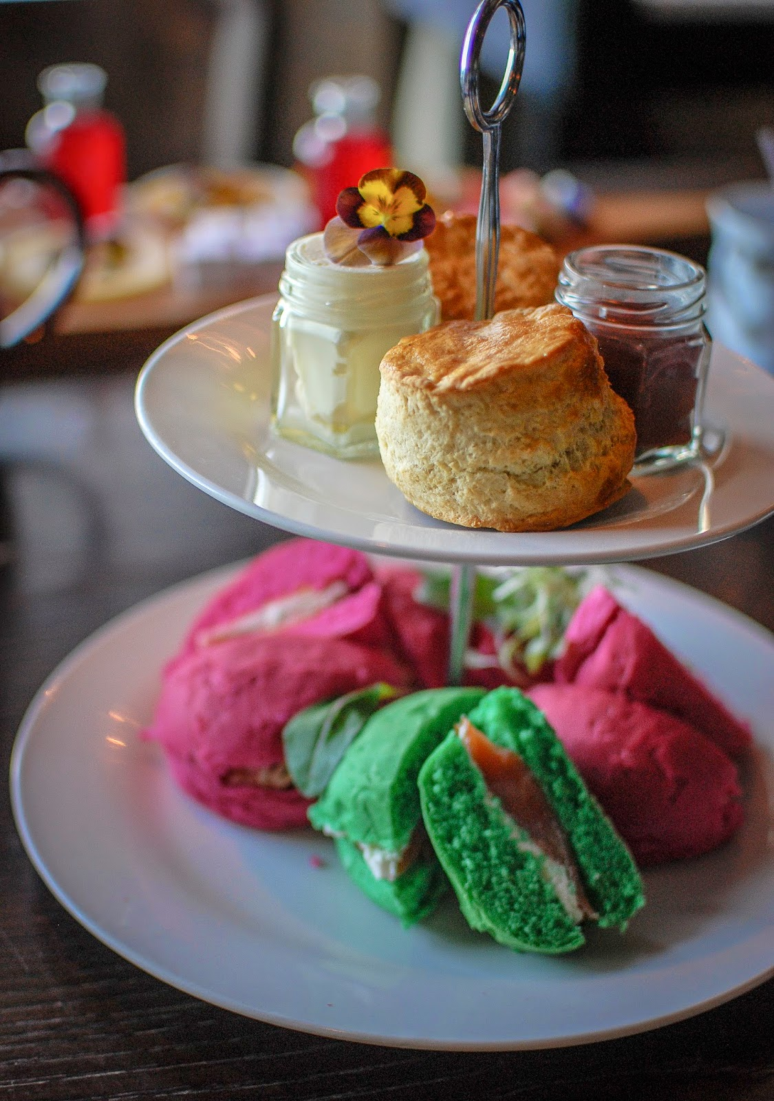Mad Hatters Afternoon Tea at How Do You Do