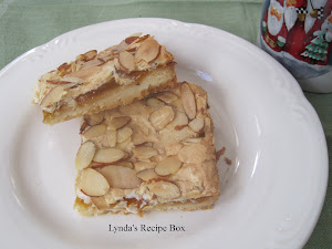 Apricot Almond Bars Bars