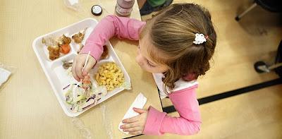 Necesidades alimentárias de los escolares