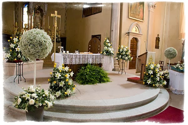 Wallpaper backgrounds church wedding decoration ideas for Altar wedding decoration