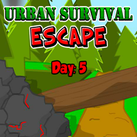 Juegos de escape Urban Survival Escape Day 5