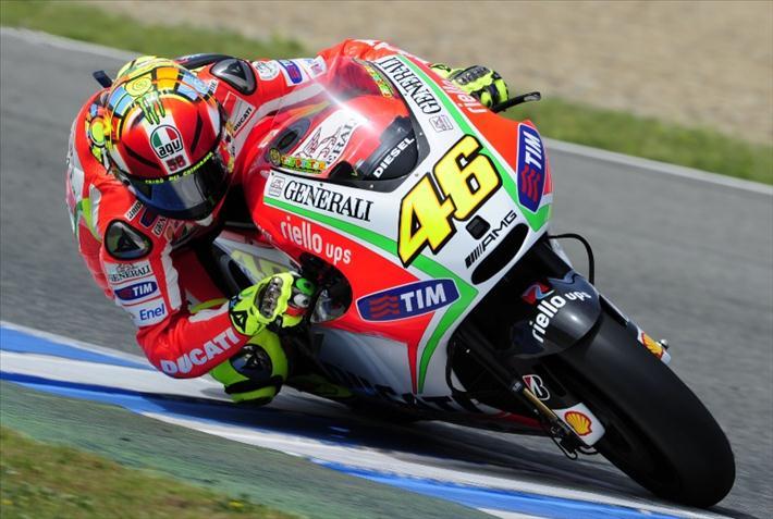 Valentino Rossi Motogp Ducati Desmosedici 2012 Wallpapers Pictures