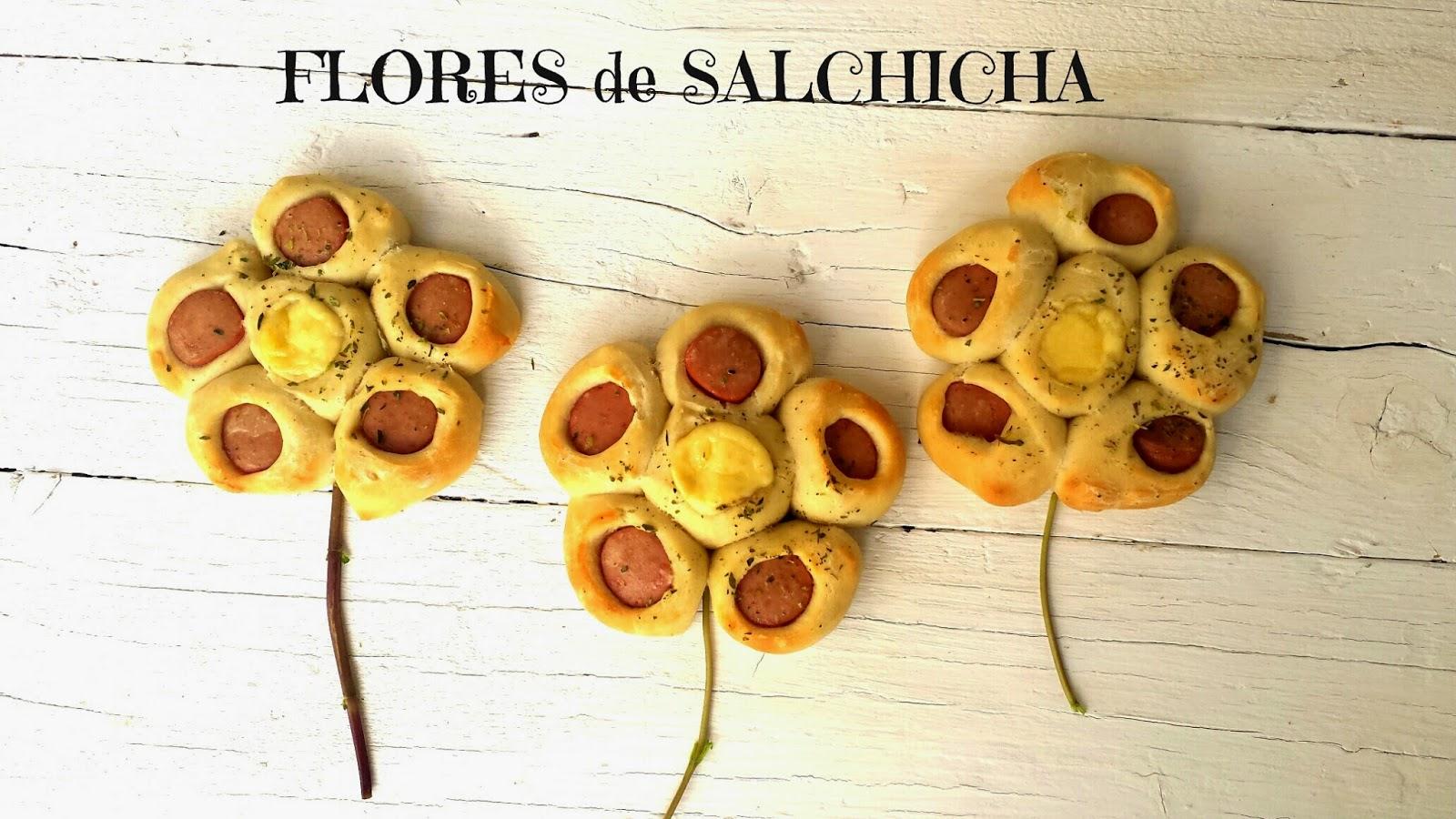 Flores de Salchicha