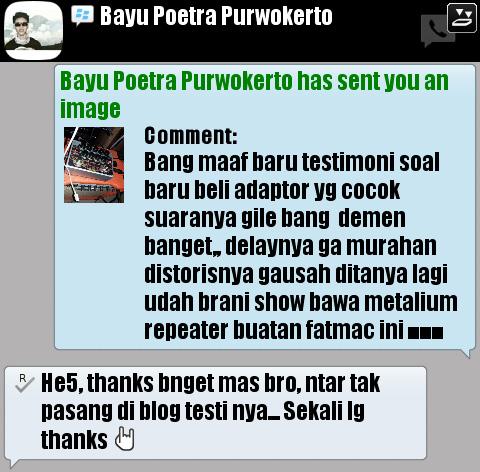 Bayu Purwokerto