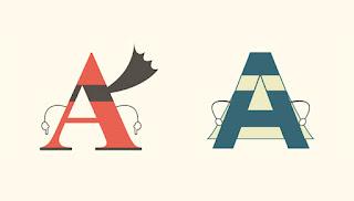 Diferencias entre tipografías Serif y SansSerif. www.urbanfonts.com. Esmeralda Diaz-Aroca