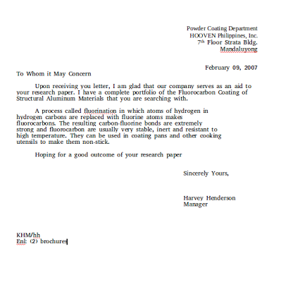 Customer Service Response Letter To A Customer Complaint Template Example