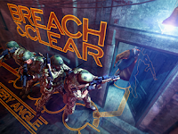 Game Breach & Clear v1.03e APK + DATA