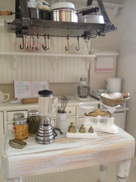 Miniature Kitchen Love