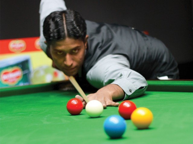 Pakistani cueist Muhammad Asif  won  IBSF World Snooker