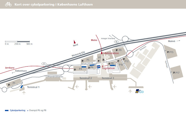 cph airport parking