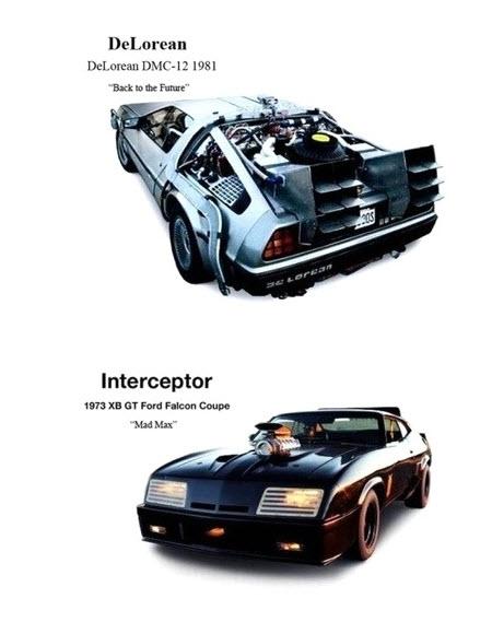 Autos de película