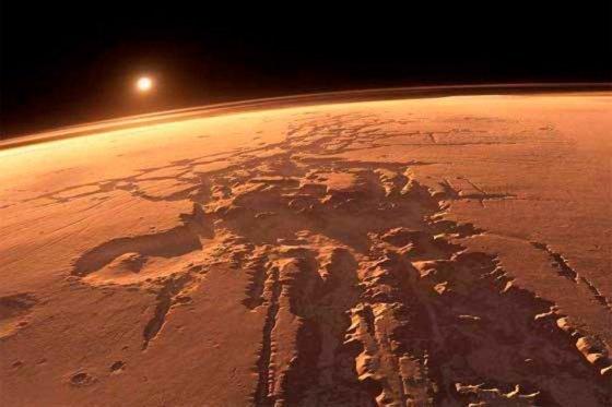 Sobrevuelos a Marte serían en el 2030 y el viaje tripulado en el 2040.