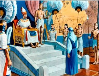 the hardening of pharaohs heart The first of these is verse 21 where it is said that god hardened the heart of  pharaoh, and the second is verse 24 where it states that god.