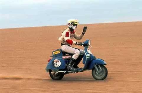 Vespa Paris Dakar 04