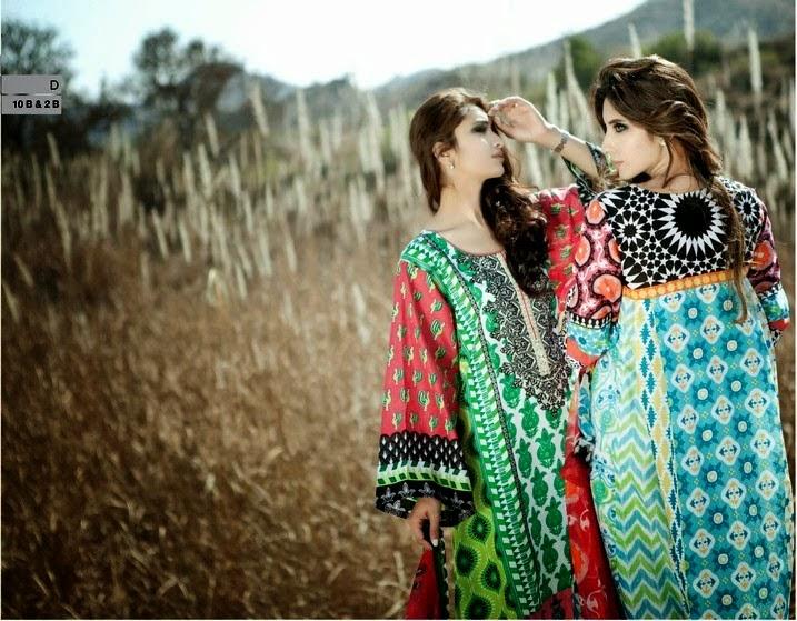 Balochi Lawn Fashion