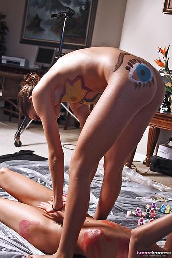 FotosNua.Com lésbicas se divertindo na câmera amadora