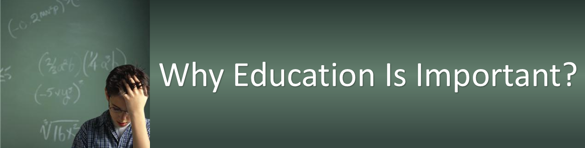 free essay on importance of education