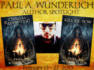 Meet Author Paul A. Wunderlich & His Books