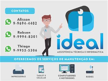 Ideal Assistência Técnica e Informática