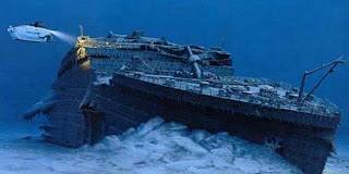 Έχετε αναρωτηθεί πόσο μεγάλος ήταν ο Τιτανικός σε σύγκριση με τα τωρινά πλοία;