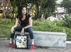 Andressa Monteiro e a Mala da Fama