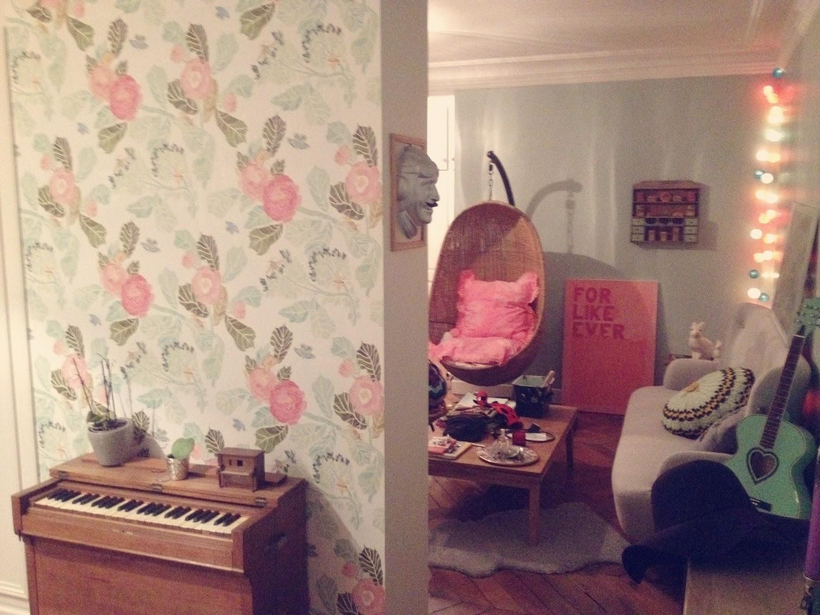 Aur lie aim mon home sweet home - Le bon coin fauteuil vintage ...