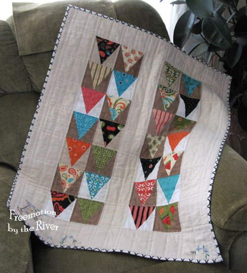 Quilt from Bunglalow Bay Quilts