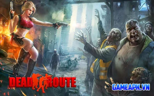 Dead Route v1.0.1 APK (Full Mod) cho Android