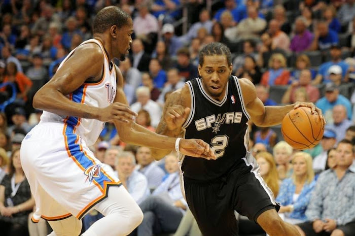 Download NBA Playoffs 2014 Western Conference Finals Thunder vs Spurs - All Games