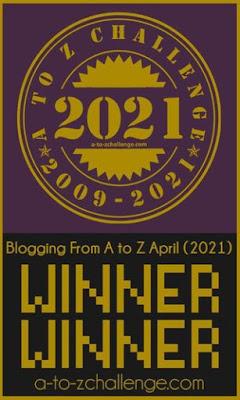 A to Z 2021 Winner