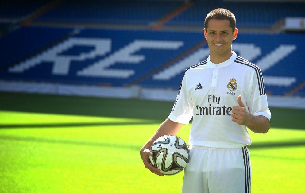 Chicharito tidak akan meninggalkan Real Madrid