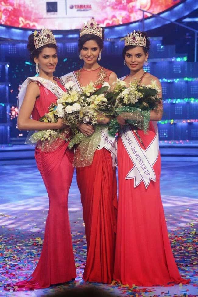 Jhataleka Malhotra, Koyal Rana and Gail Da'Silva