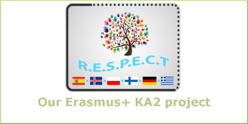 Our Erasmus+ KA2 project