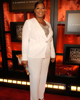 Queen Latifah at the Critics' Choice Awards