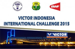 Victor Indonesia International Challenge 2015 live streaming and videos