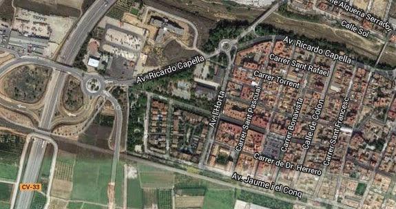 Atropello mortal en Picanya, Valencia