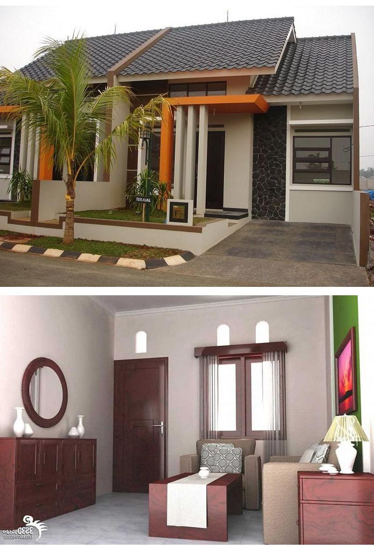 model desain interior rumah minimalis yang menarik