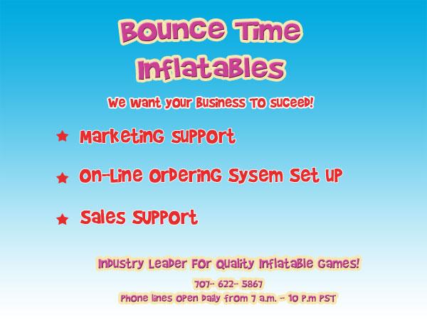 Bouncer business plan
