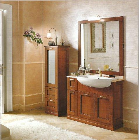 Consejos para decorar un ba o cl sico ideas para decorar dise ar y mejorar tu casa - Mobili per il bagno classici ...