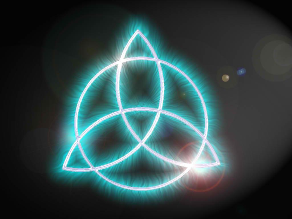 triquetra spell symbol talisman magic charmed wiccaTriquetra