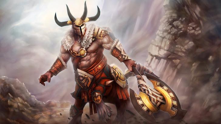 Berserkers Edge Centaur