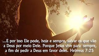 Jesus é o caminho até Deus