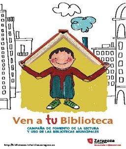 BIBLIOTECAS MUNICIPALES DE ZARAGOZA