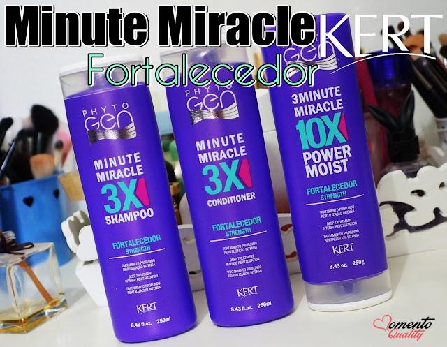 Minute Miracle Fortalecedor Kert